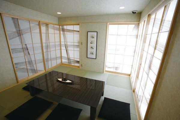 Certain model room