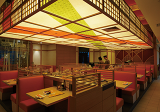 シンガポール Ichiban Sushi